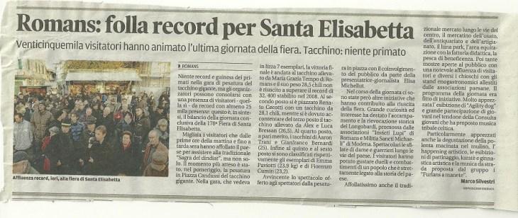21 novembre 2011 - Messaggero Veneto