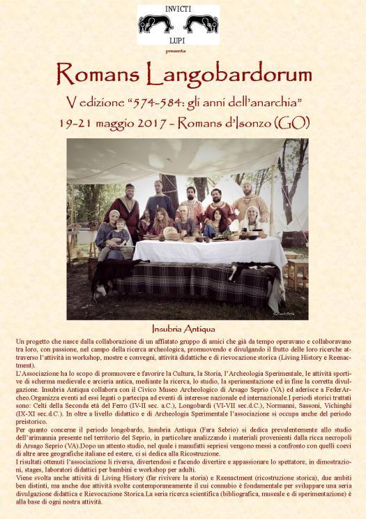 presentazione Insubria Antiqua