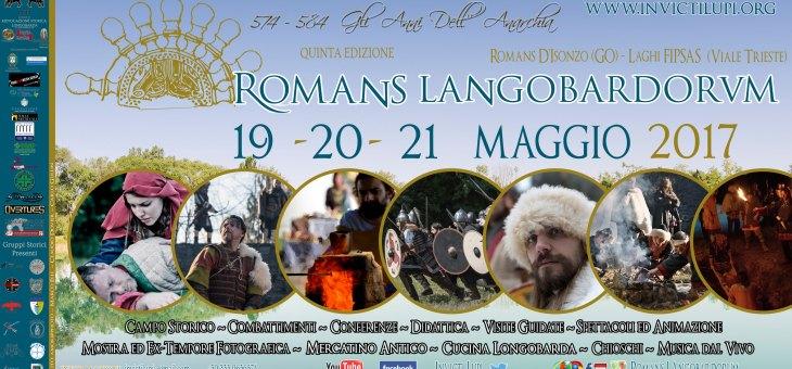 Romans Langobardorum 2017 – Regolamento ex-tempore fotografica