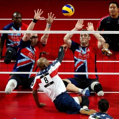 Wheelchair Volleyball Cheap Deck Chairs Tickets Invictus Games Toronto 2017