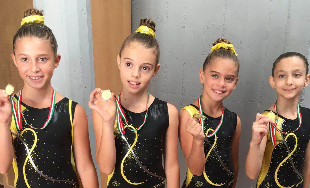 Al via i Campionati Regionali FGI 2016: Invictus Gymnastics raddoppia!