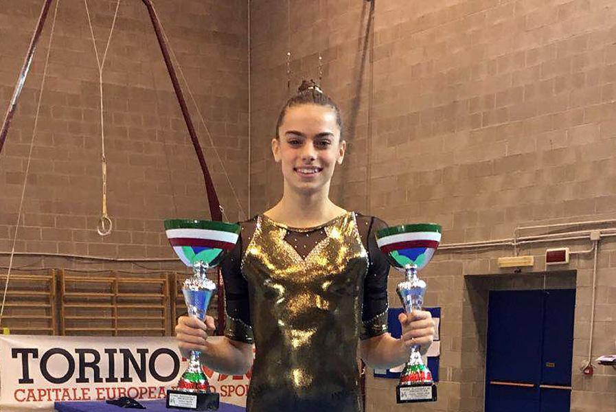 Finali Nazionali di Specialita – Gioia Meli Campionessa d'Italia