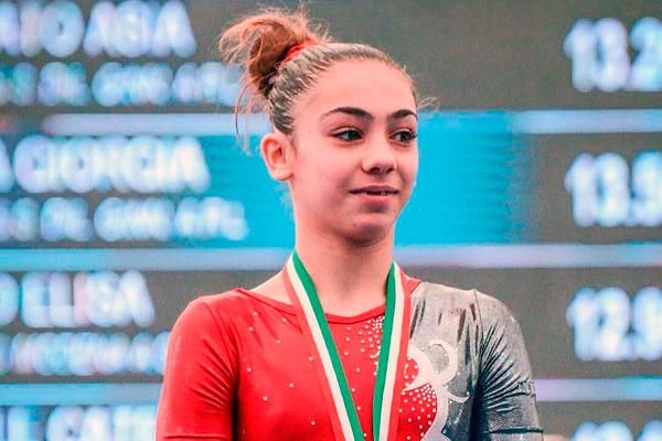 Matilde De Tullio convocata presso l'Accademia Internazionale di Brescia