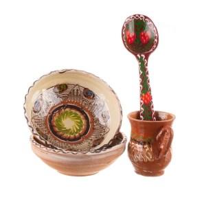 Pachet cadou de Paște la Horezu