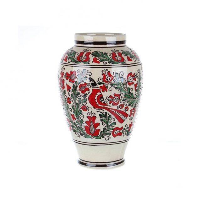 vaza-de-ceramica-colorata-de-corund