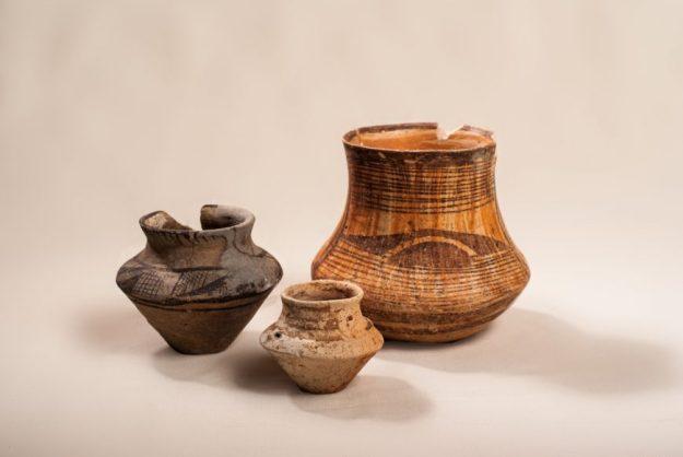 vase cultura cucuteniana
