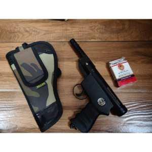globus (black) air pistol (.177 cal)
