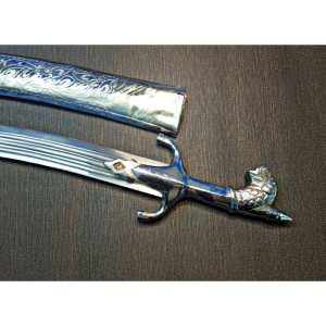 BAHUBALI FULL STEEL SWORD!!!