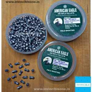 AMERICAN EAGLE (Air Rifle Pellets)(Extra Long Pellets)(.177 Cal)