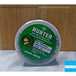 HUNTER AIR RIFLE PELLETS (EXTRA LONG PELLETS)(.177 CAL)