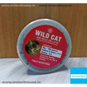 WILD CAT (Air Rifle Pellets)(.177 Cal)