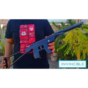 SISCO STEN AIR GUN(.177 CAL)(SPECIAL MODEL)(NEW LOOK)
