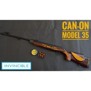 Canon Model M-35 Air Rifle 4.5 mm (0.177 cal)