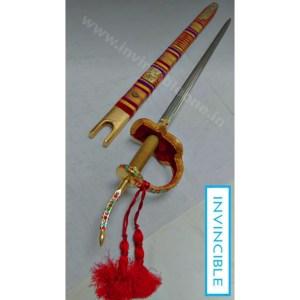 SHIVAJI MAHARAJ – ROYAL STONE – BHAWANI TALWAR