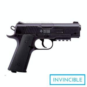 Crosman 1911 CO2 BB Pistol 0.177 Cal(Shot Capacity-20 Round)