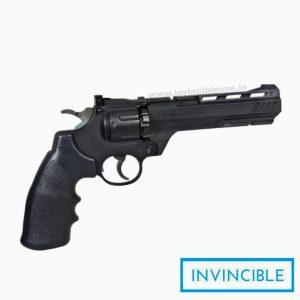 Crosman Vigilante CO2 Revolver 0.177 Cal (10rd pellet magazine/6rd BB magazine)