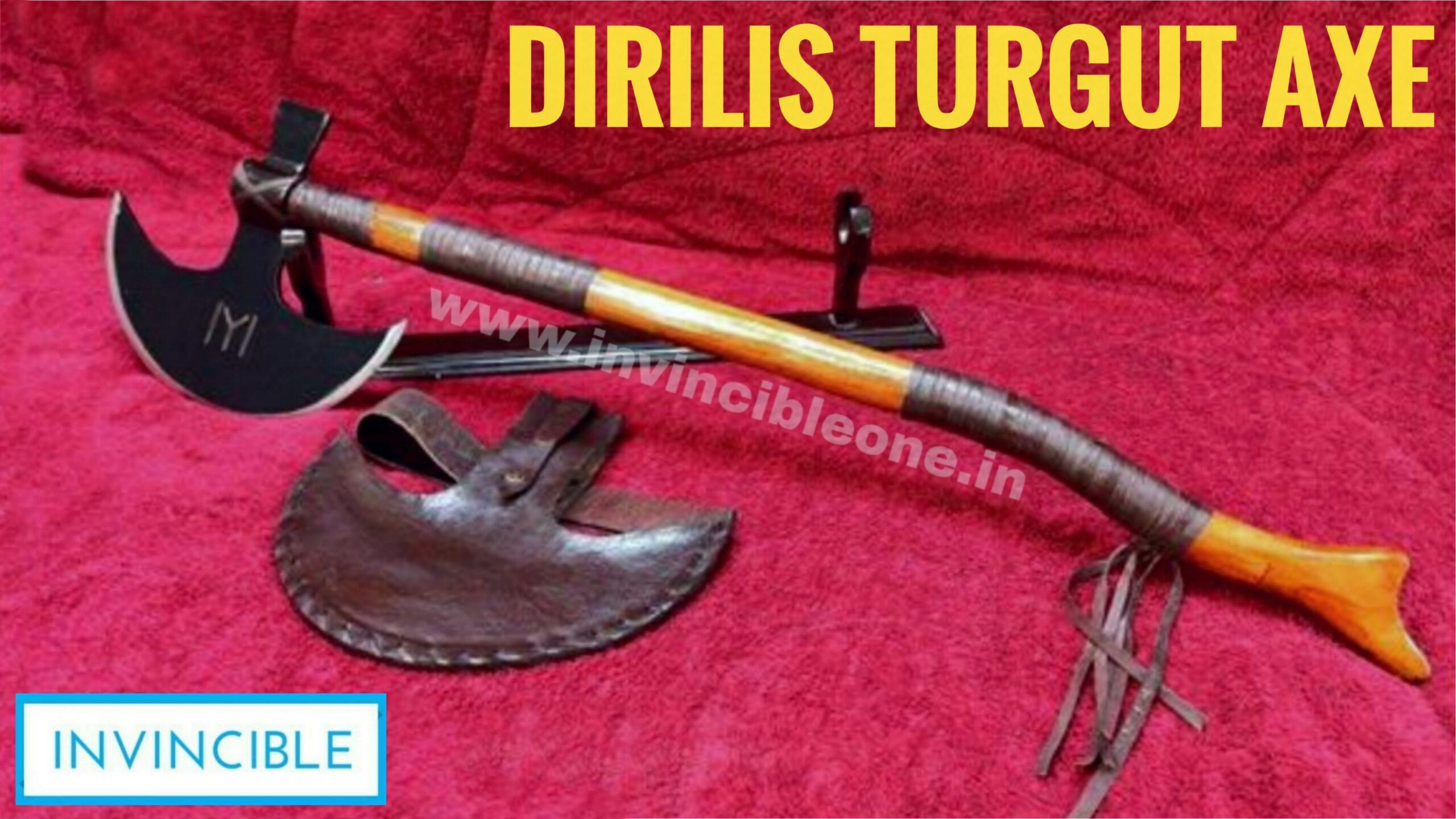 Dirilis Turgut Axe