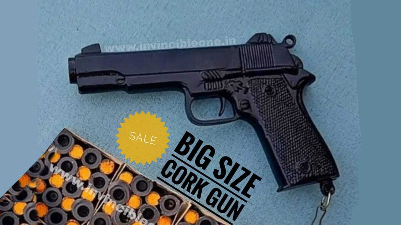 Big size cork gun(invincibleone)