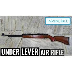 Ak550 UNDER LEVER AIR RIFLE (LIMITED STOCK)