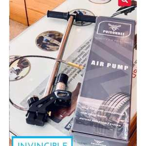 PCP Hand Pump 4500psi (300bar) With Foldable Base