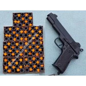 big SIZE Beretta cork gun+140 triple power cork+cover(full combo)