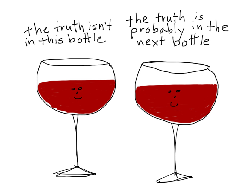 wine-truth-isnt-in-this-bottle