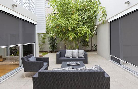 Ziptrak Blinds Adelaide | Modern Design