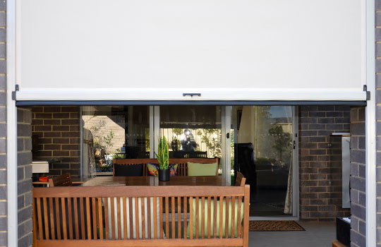 Environshade Alfresco Blinds