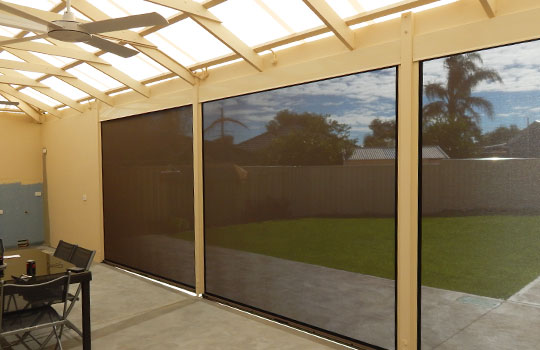 Alfresco Blinds Tusmore | Outdoor Blinds Tusmore