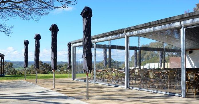 Cafe Blinds Adelaide | Outdoor Blinds Adelaide | Ziptrak