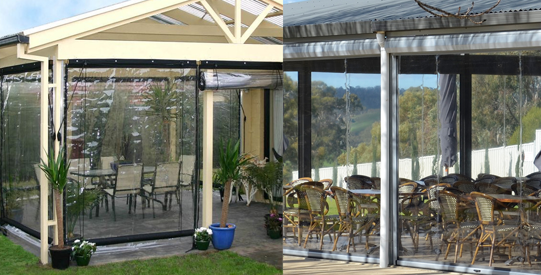 Bistro Blinds Adelaide | Café Blinds Adelaide | Inviron Blinds