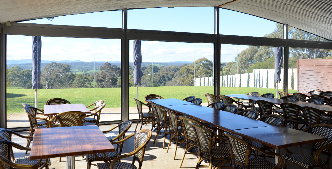 Café Blinds Adelaide | PVC Blinds | Inviron Blinds