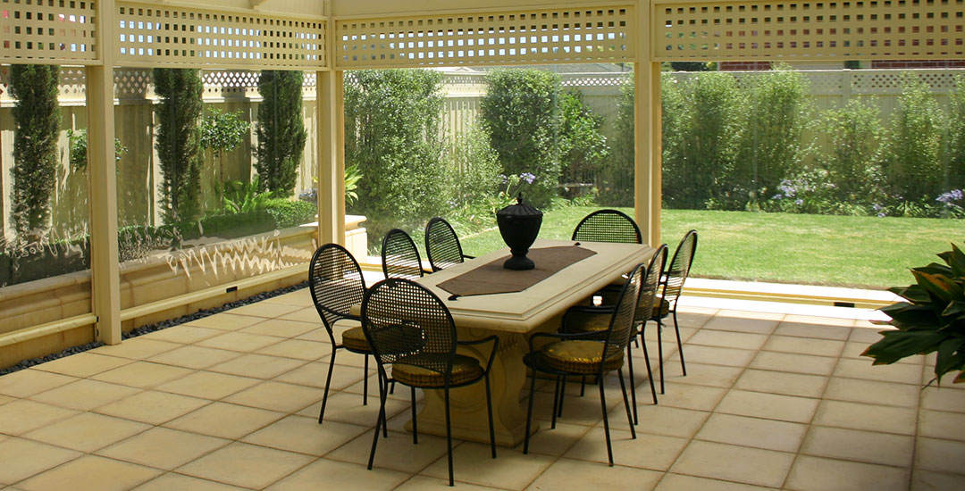 Patio Blinds Adelaide | PVC Blinds Adelaide
