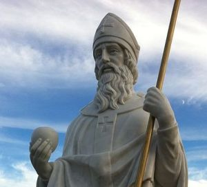 Saint Malachy, the Archbishop of Armagh