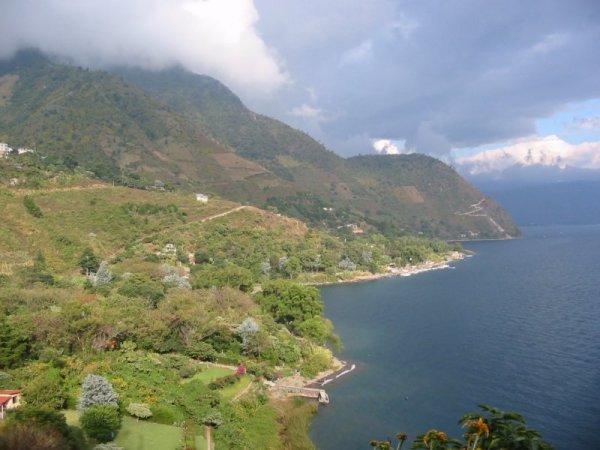 guatemala landscape wow invisible