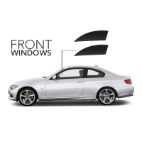 Front Doors Tint Kit - 2 Door Coupe