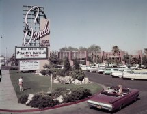 Sands Hotel And Casino Sign In Las Vegas Mid-century