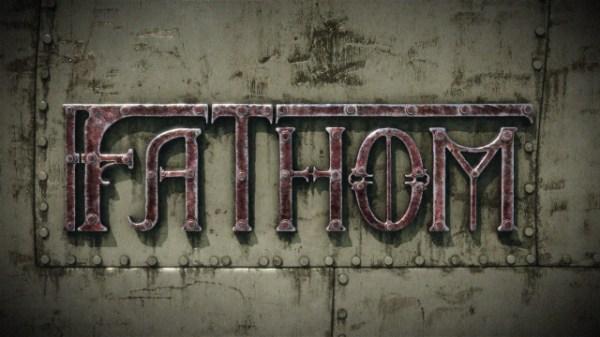 'Fathom' Game Logo