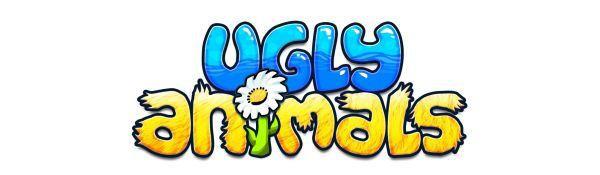 Game Logo - Ugly Animals (iOS)