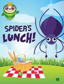 Spider's Lunch (Apple iPad) - 01
