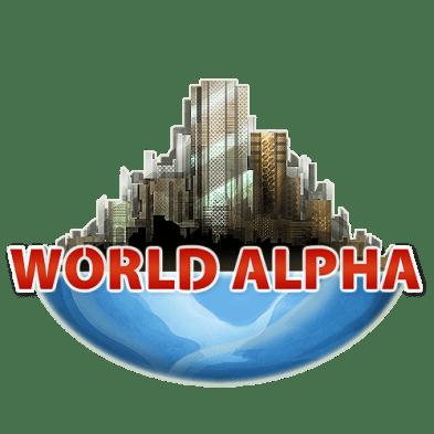 Game Logo - WorldAlpha