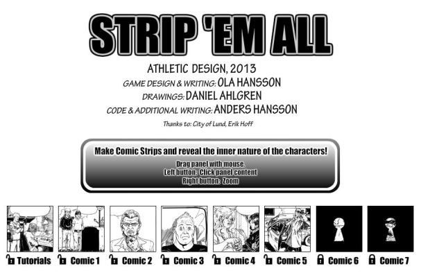 Strip 'Em All - 01