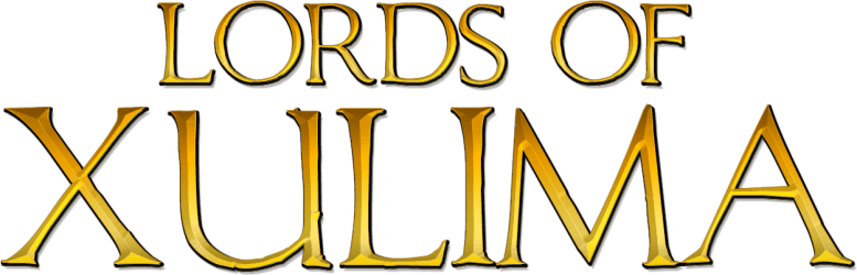 Game Logo - Lords Of Xulima
