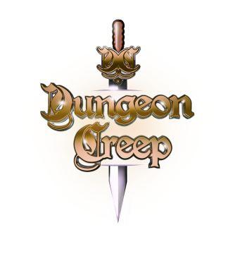 Game Logo - Dungeon Creep