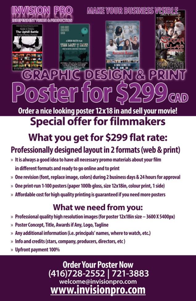InvisionPro-FlatRateServices--Film-Posters