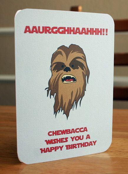 35 Invitaciones Y Tarjetas De Cumpleaños De Star Wars