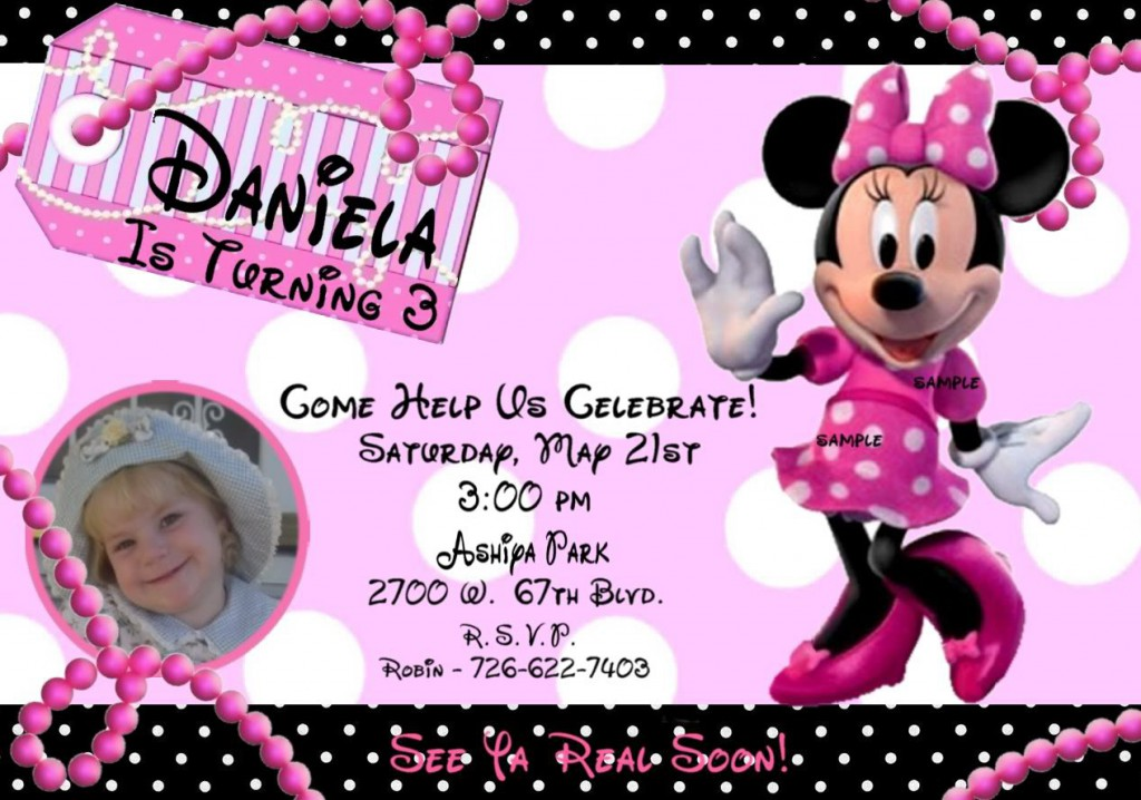 printable mickey mouse invitations free