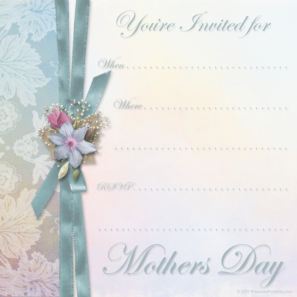 Party Invitations Templates For 13 Year Old