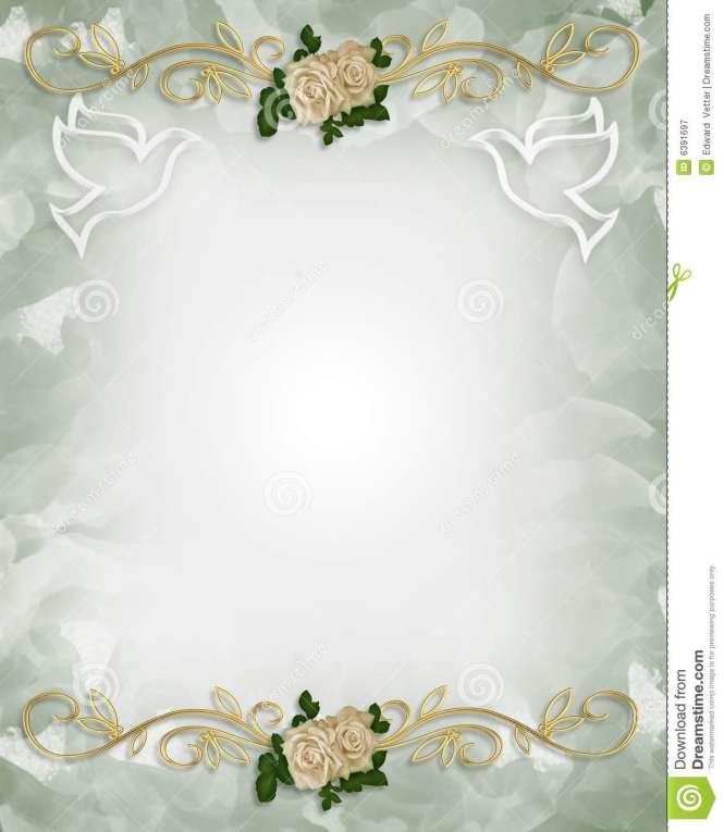 Wedding Invitation Backgrounds – Free Invitation Backgrounds