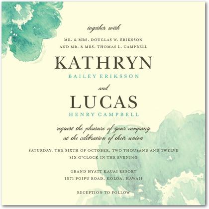 Fabulous Wedding Card Invitation Messages